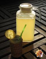 Citronnade des délices - recette indexée dans les Divers