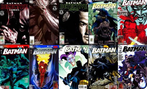Batman Post Crisis Infinitas [76][C�mic][Espa�ol]