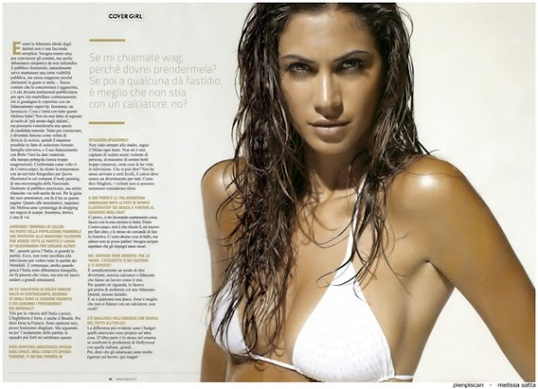 Melissa Satta's photos for Maxim Italy are rather impressive(Best-8photos)8