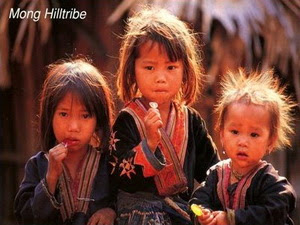 Native hill tribes: Native Americans, United States, ethnic minority