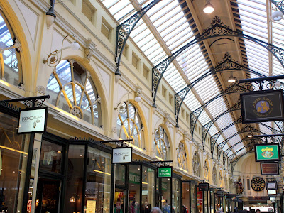Block Arcade in Melbourne, Australia