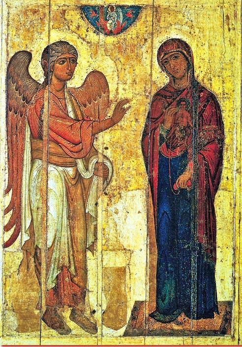 Calendario Liturgico Maranatha.Blog Di Www Maranatha It L Annunciazione Nella Tradizione