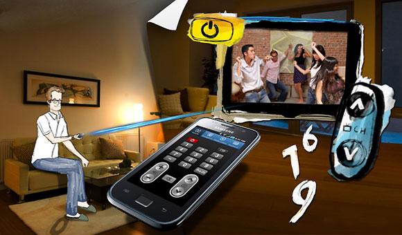 Le App per usare lo Smartphone come Telecomando Tv