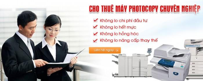 dịch vụ cho thuê máy photocopy tại tân bình