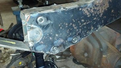 FJ40 Saginaw Power Steering
