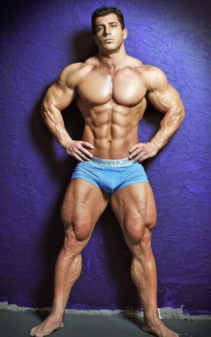 Beautiful Massive Male Hard Bodies