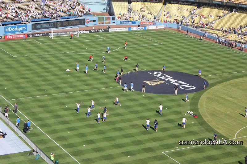 Everton real Madrid