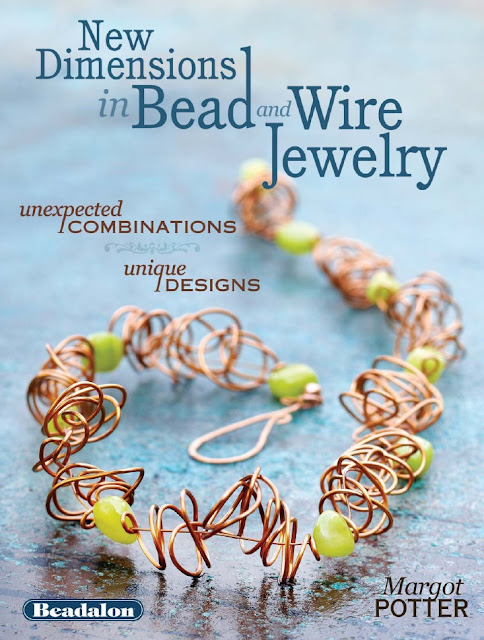Inspirational Beading: Book Review: New Dimensions in Bead and Wire