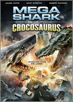Mega Shark Vs Crocosaurus Dublado