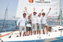 J/80 world champion- Portuguese Hugo Rocha and team