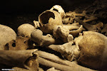 France 2009: Catacombes de Paris