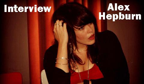 Interview d'Alex Hepburn, la déesse fumeuse de havanes