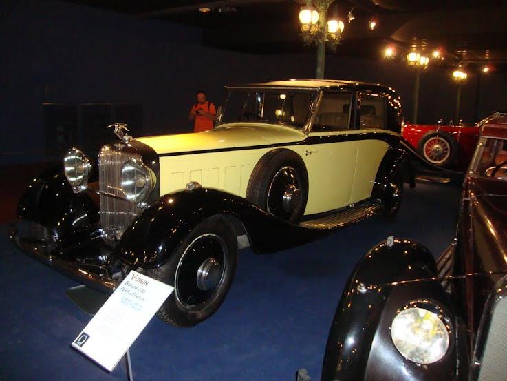Musée Automobile de Mulhouse  DSC07059
