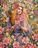 Goddess Vesna Image