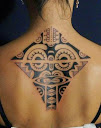 polynesian tribal tattoo design 7