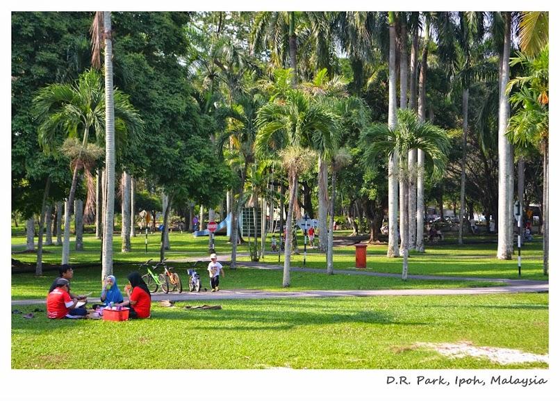 Taman Dr. Seenivasagam Park, Ipoh, Perak, Malaysia