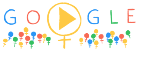 Google-Doodle: Internationaler Frauentag 2014
