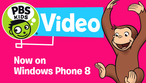 PBS KIDS Video App Now Available on Windows 8