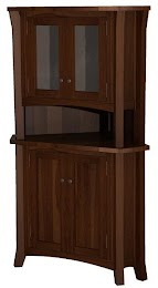 kyoto corner cabinet