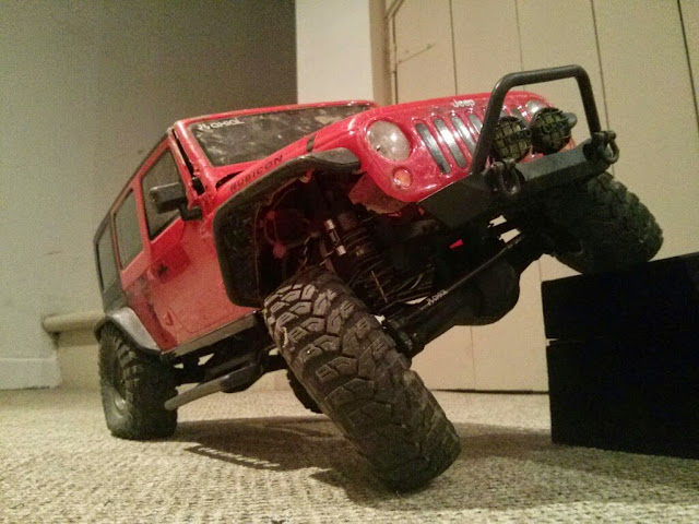 Revell Jeep Rubicon 2003 IMG_20150119_225957