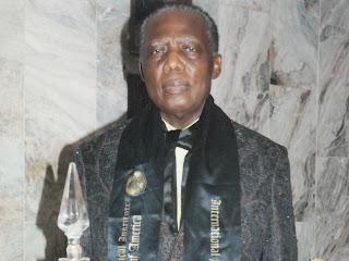 Kabasele Muamba, inventeur de la liqueur Pousse-café