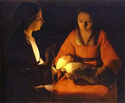 Georges de la Tour Nativité
