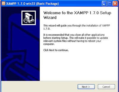 Xampp Wizard