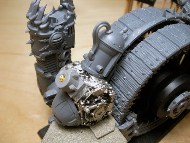 chaos - Black Dwarfs Engine of chaos SANY0737