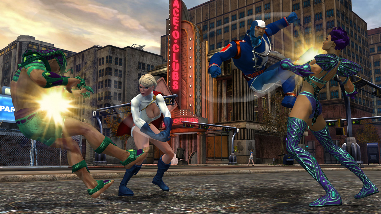 Khám phá DC Universe Online: Power Girl - Ảnh 2