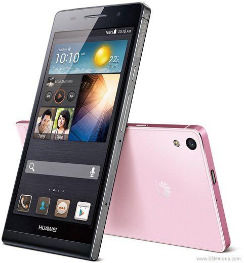 Spesifikasi Huawei Ascend P6, Disebut Ponsel Android Tertipis