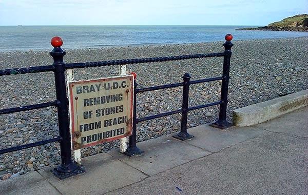 Bray stones