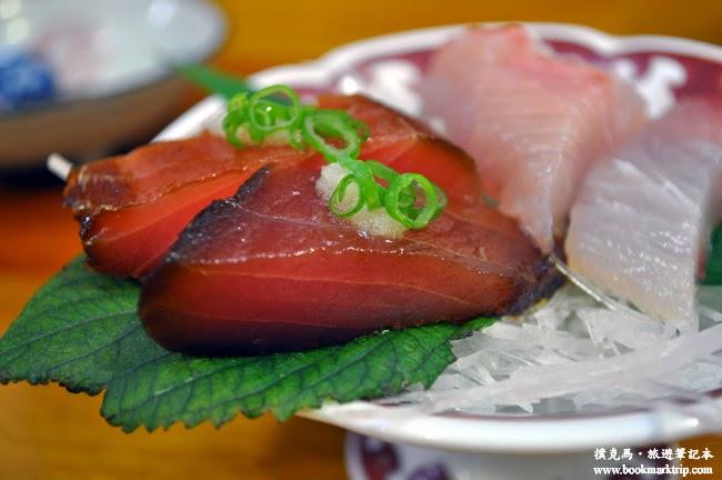 小西料亭生魚片