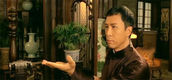 Screen Shot Of Hollywood Movie Ip Man (2008) In Hindi English Full Movie Free Download And Watch Online at Alldownloads4u.Com