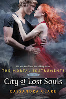 Book Review: City of Lost Souls (The Mortal Instruments, Book 5), By Cassandra Clare