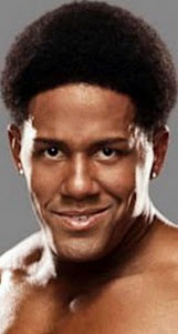 WWE Wrestler Darren Young 2014
