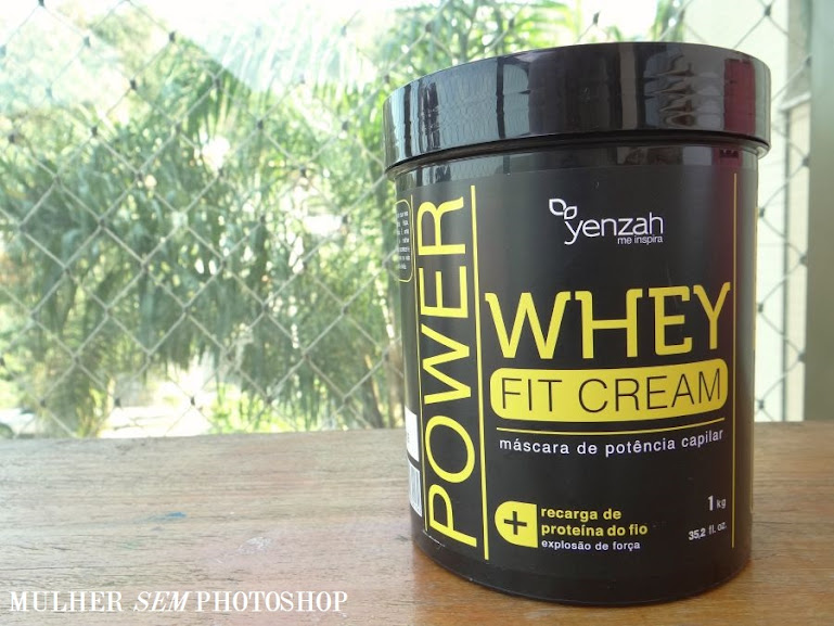 Whey Fit Cream da Yenzah - resenha