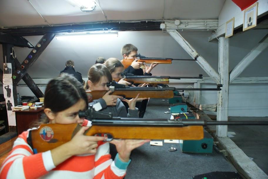 Międzyszkolna Liga Strzelecka LOK - I runda