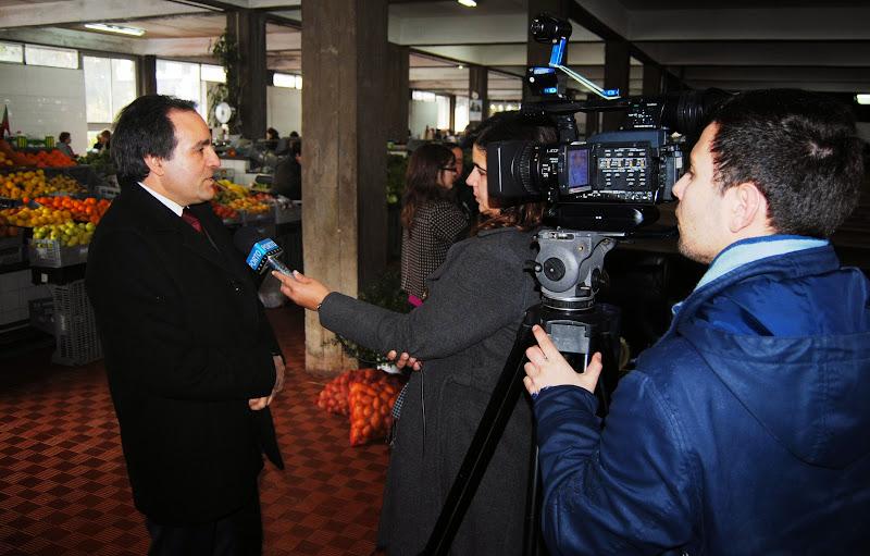 PORTO CANAL emite reportagem sobre revitalização do Mercado Municipal de Lamego