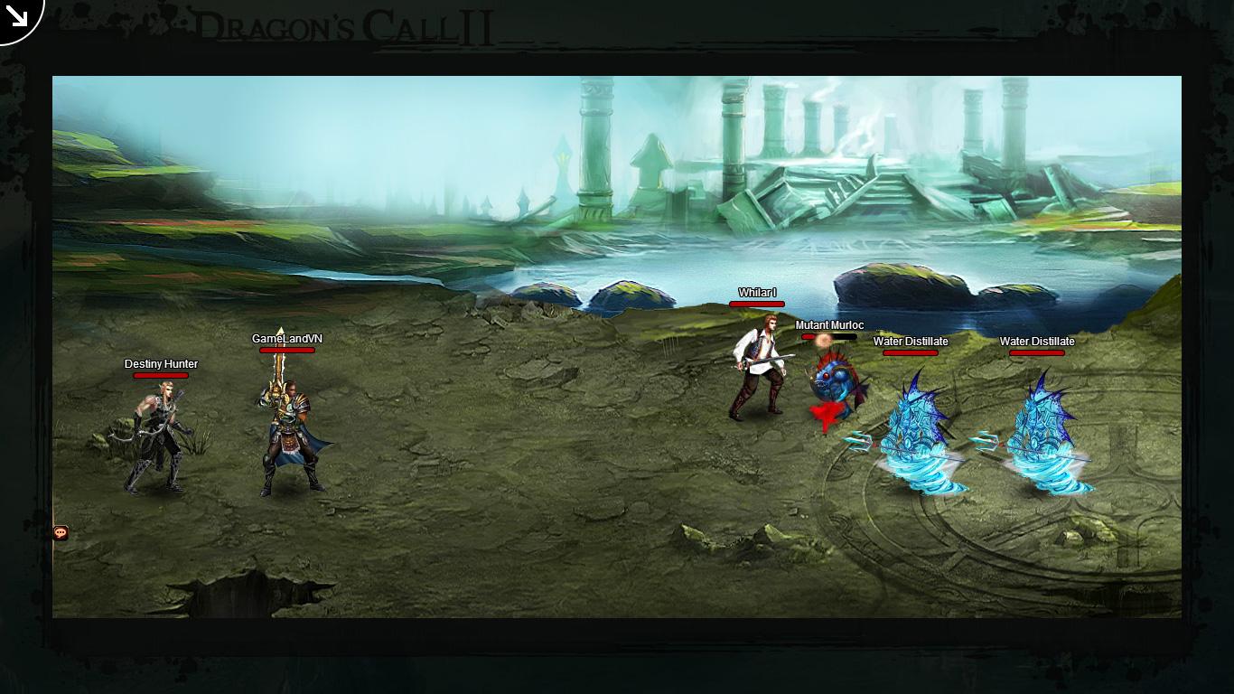 Một số hình ảnh về webgame Dragon's Call 2 - Ảnh 34