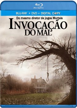 Filme Poster Invocação do Mal BDRip XviD Dual Audio & RMVB Dublado