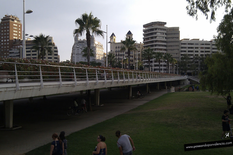 Foto del Puente de las Flores