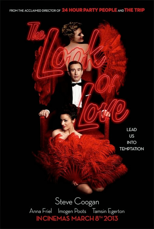 Poster Of English Movie The Look of Love (2013) Free Download Full New Hollywood Movie Watch Online At Alldownloads4u.Com