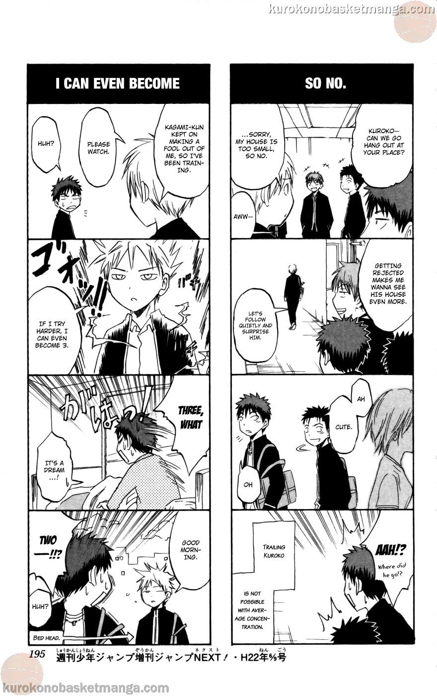Kuroko no Basket Manga Chapter 108 - Image 24