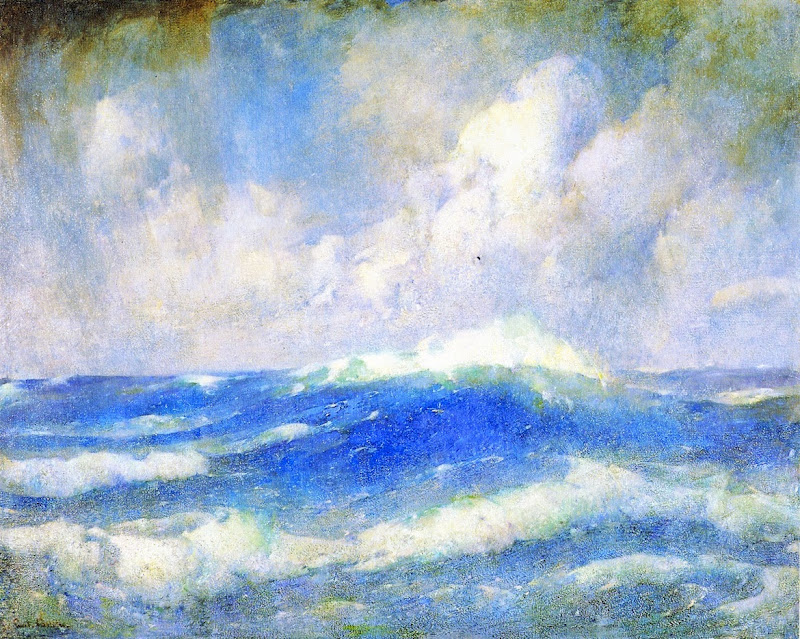 Emil Carlsen - The Open Sea