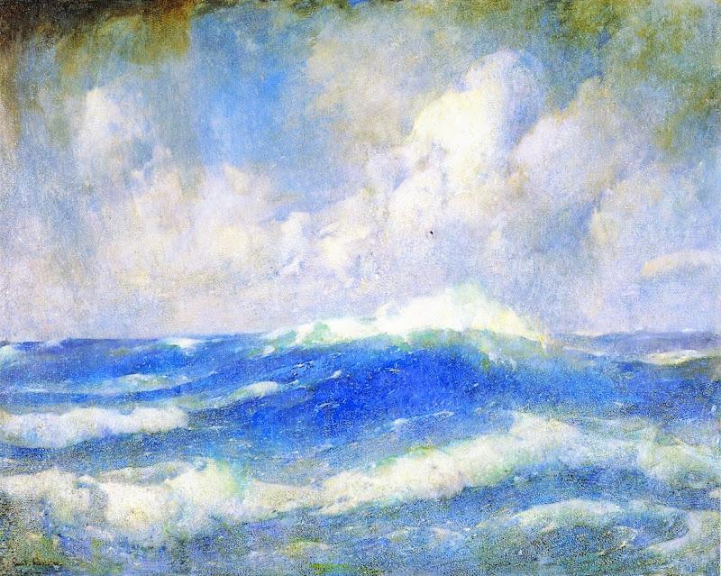 Emil Carlsen - The Open Sea