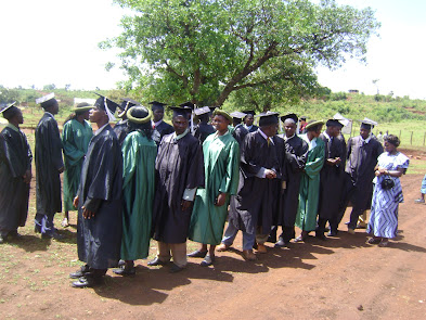 Graduates of Redeemer Bible College