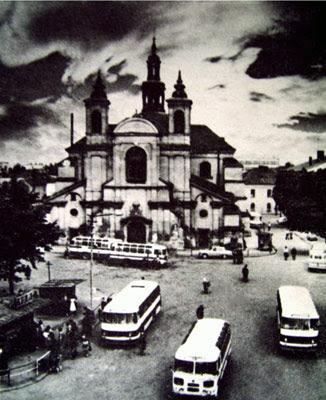 автостанция площадь шептицкого