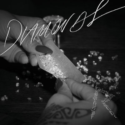 Rihanna Diamonds Single Artwork