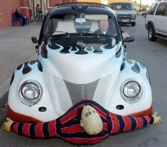 Funny And Weird Cars Modification (Photos Gallery