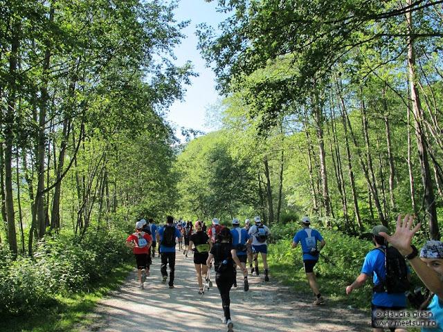 Retezat Trail Race - startul
